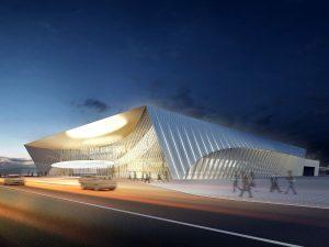 Международный аэропорт  «Гагарин»