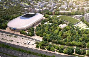 Жилой комплекс «ВТБ Арена Парк»