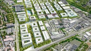 Штаб-квартира Siemens AG в Баварии