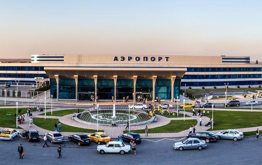Международный аэропорт Минеральные Воды имени М.Ю. Лермонтова