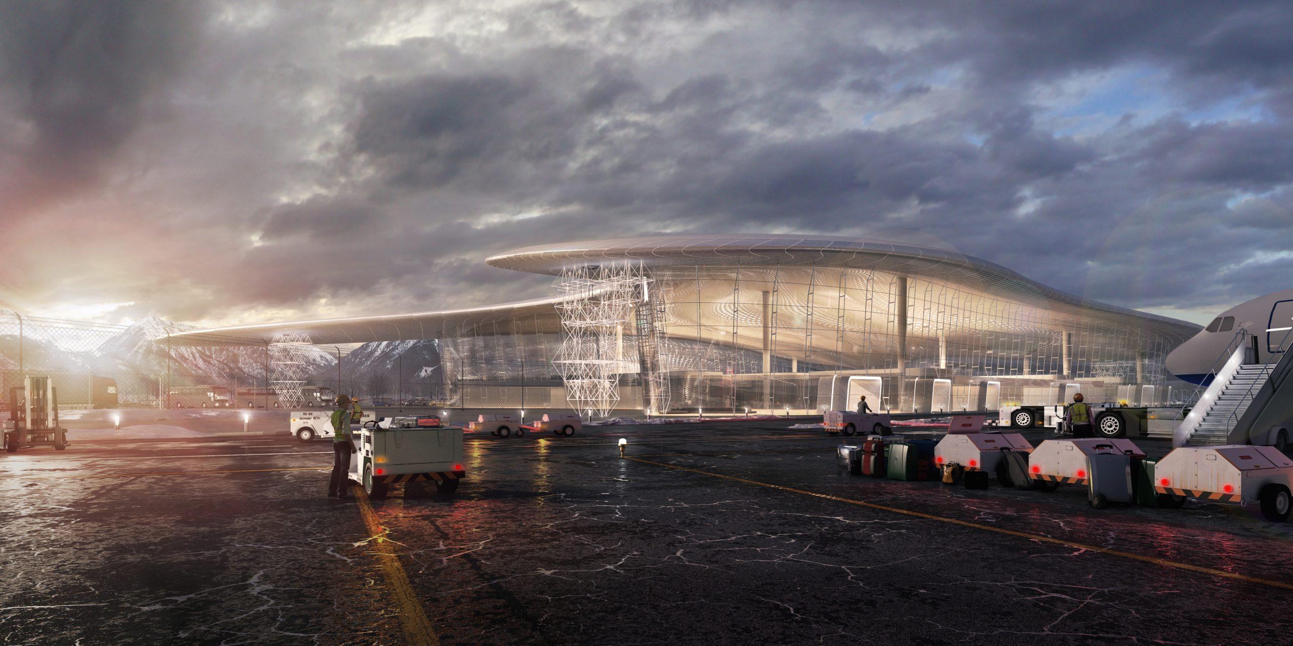 Международный аэропорт Геленджика
