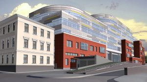 Krasnaya Roza Business Complex
