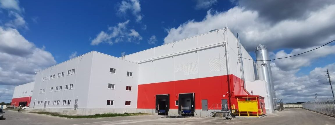 Завод по производству булочек для ресторанов Бургер Кинг
