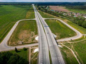 Highway  1Р 242  Perm – Yekaterinburg