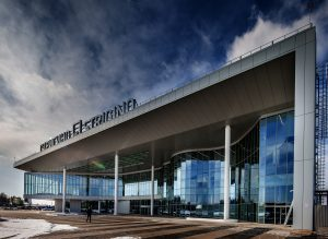 "International airport  ""Strigino"""
