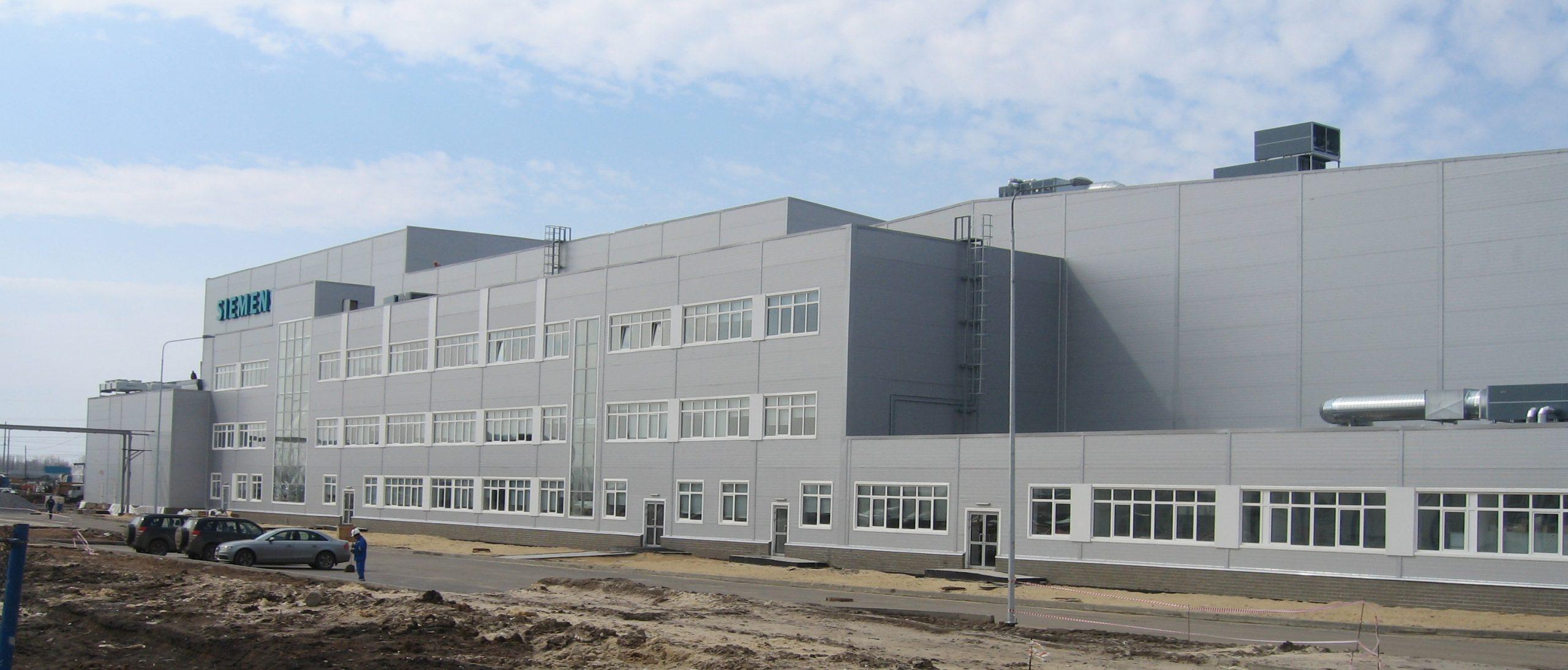 Завод трансформаторов «Siemens»