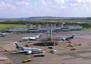 Международный аэропорт «Пулково»