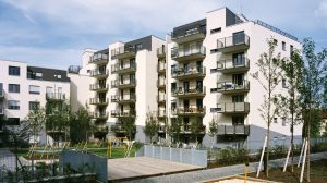 Жилой Комплекс во Франкфурте-На-Майне