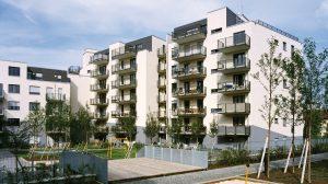 Residential Complex in Frankfurt Am main