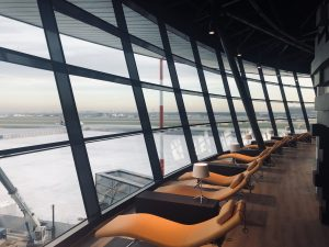Fit-out of 3 business zones. Sheremetyevo airport (terminal C)