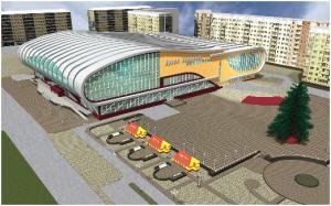 Спортивно-развлекательный комплекс Арена
