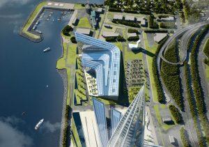 Комплекс зданий и сооружений «Лахта центр»