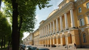 Hotel on Marsovo Pole, Saint Petersburg