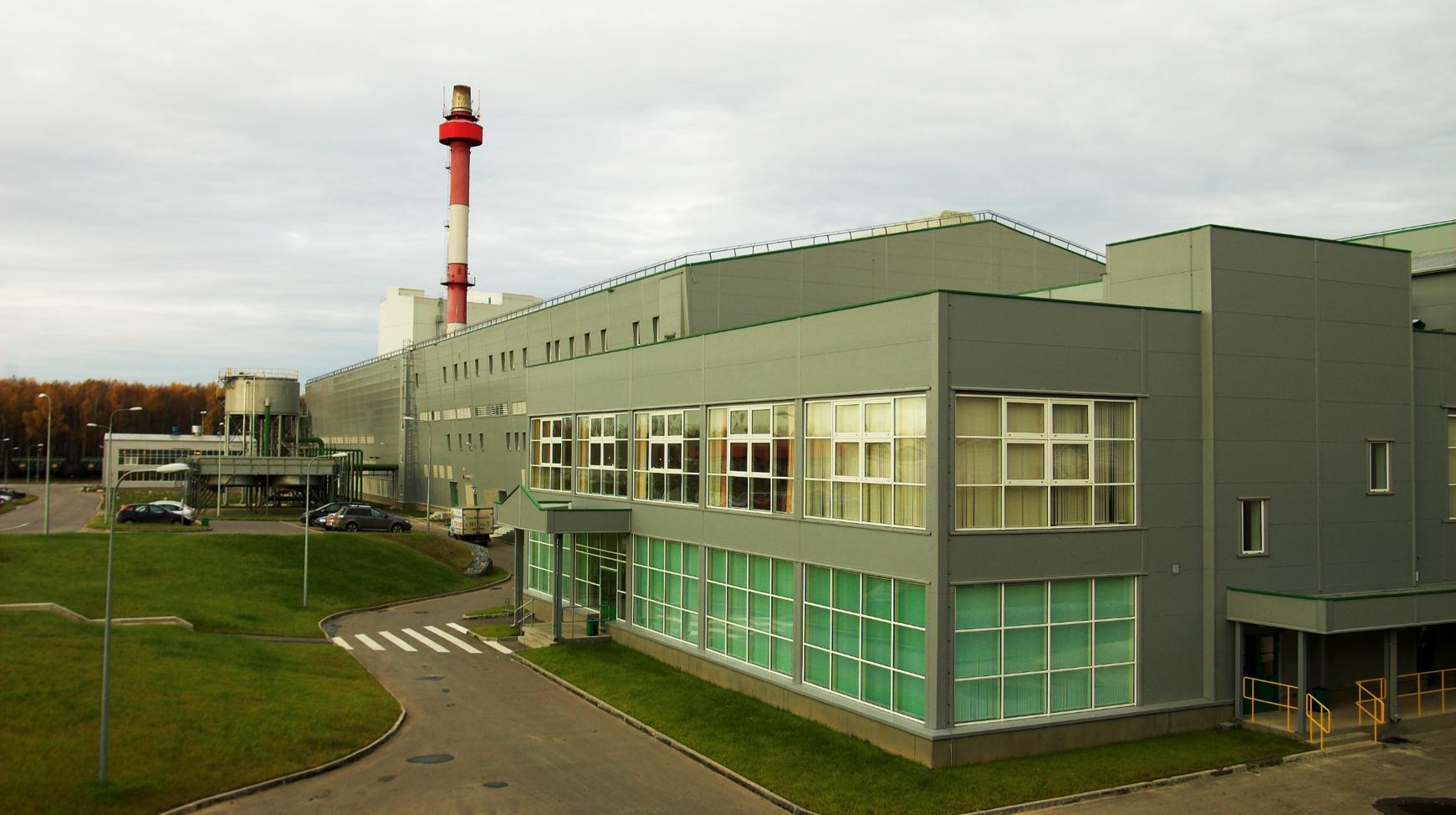 Завод Pilkington