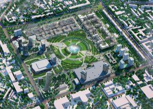 Бизнес центр «Ташкент-Сити»